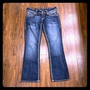 "Women's Rock Revival ""Liz"" boot jeans.  Size 29"